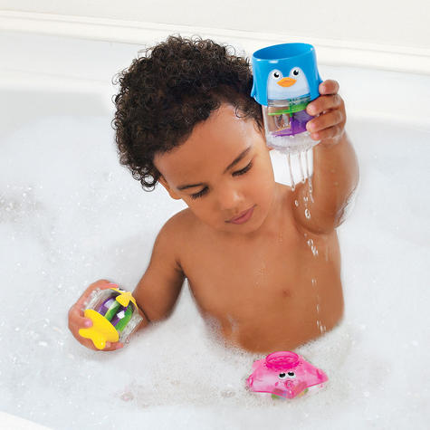 Munchkin Wonder Waterway Baby/Toddler/Kids Bathing Bath Time Toy/Gift +6 Months Thumbnail 4