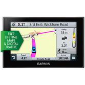 "Garmin Nuvi 2589LMT 5"" GPS SATNAV UK & Europe Lifetime Maps & Traffic Updates"