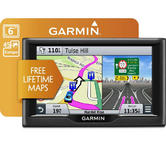 "Garmin Nuvi 68LM GPS SATNAV 6"" UK & Full Europe EU Lifetime Map Updates"