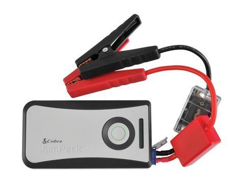 NEW Cobra CPP 8000 JumPack Car Jump Starter Powerbank 6000mAh Phone Charger Thumbnail 1