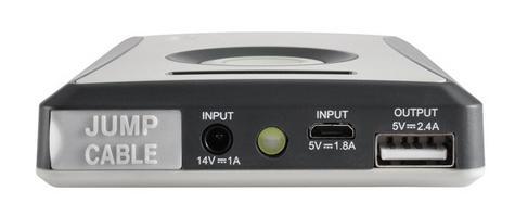 NEW Cobra CPP 8000 JumPack Car Jump Starter Powerbank 6000mAh Phone Charger Thumbnail 5
