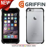 Griffin GB38865 Survivor Black Iphone 6 Case Cover/Drop Protect/Shock Absorbent