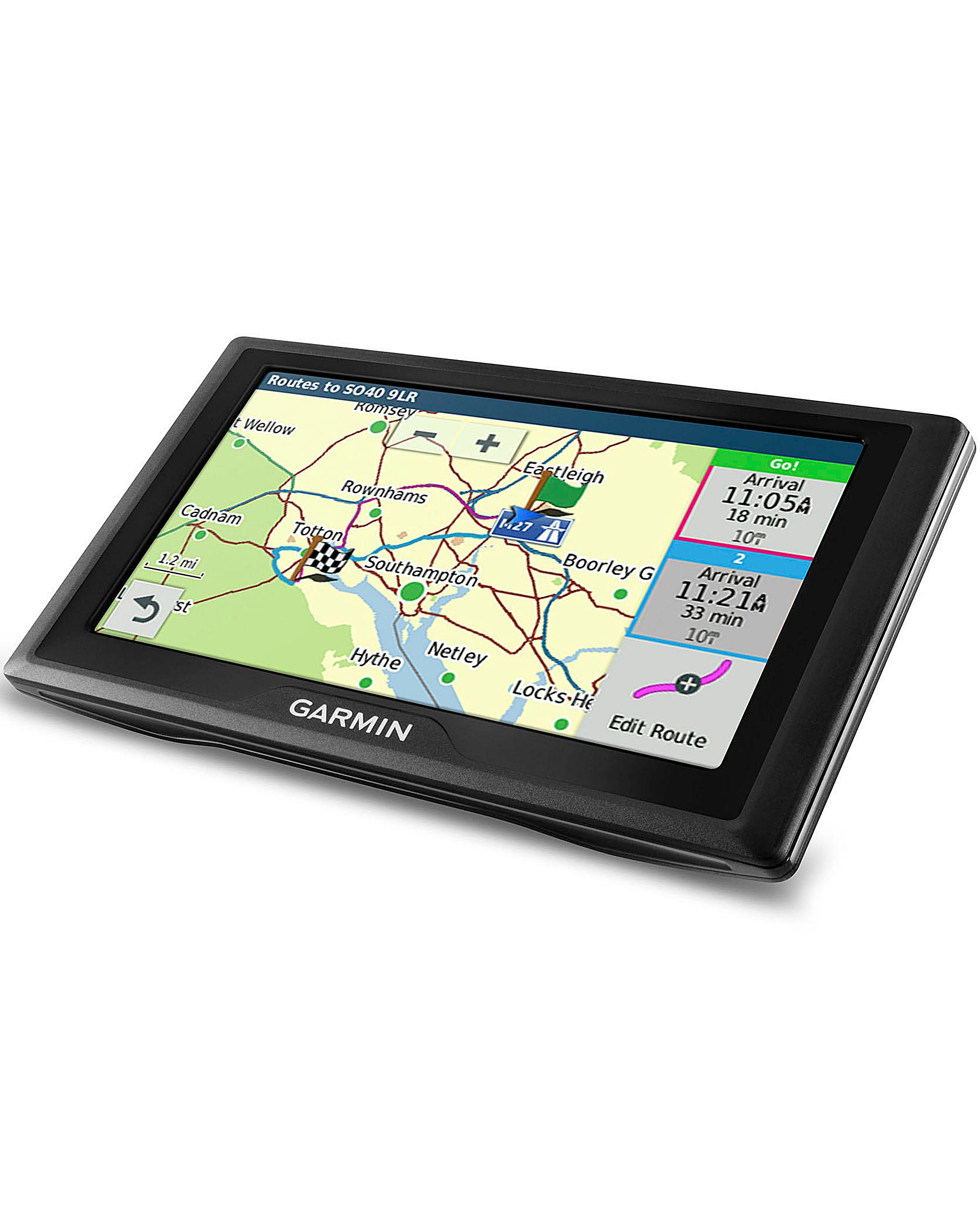 garmin drive 50lm 5 gps satnav driving alerts full europe lifetime map updates 753759028299 ebay. Black Bedroom Furniture Sets. Home Design Ideas