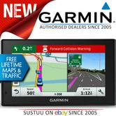 "Garmin Driveassist 50LMT-D EU 5"" GPS SatNav + Dashcam Handsfree-Voice Navigation"