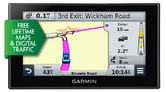 Garmin Nuvi 2699LMT-D GPS SATNAV 6 Inch Europe Lifetime Maps & Digital Traffic
