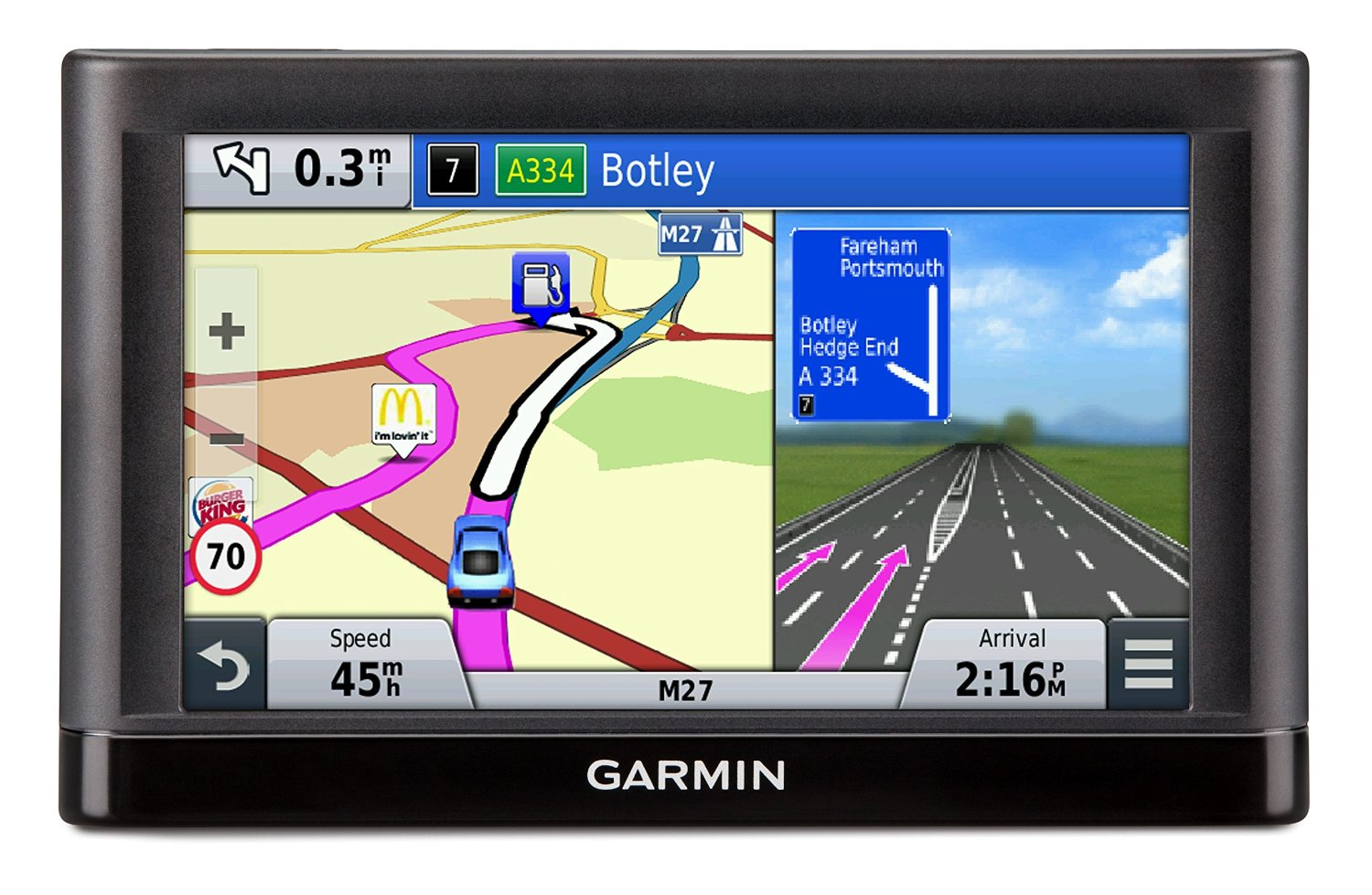 garmin nuvi 66lmt 6 gps satnav uk full europe lifetime map traffic updates sustuu. Black Bedroom Furniture Sets. Home Design Ideas
