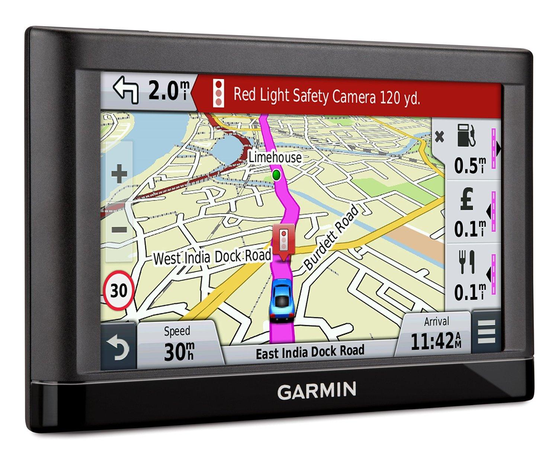Garmin Nuvi Lmt Gps Satnav Uk Full Europe Lifetime Map Usa Maps For Garmin