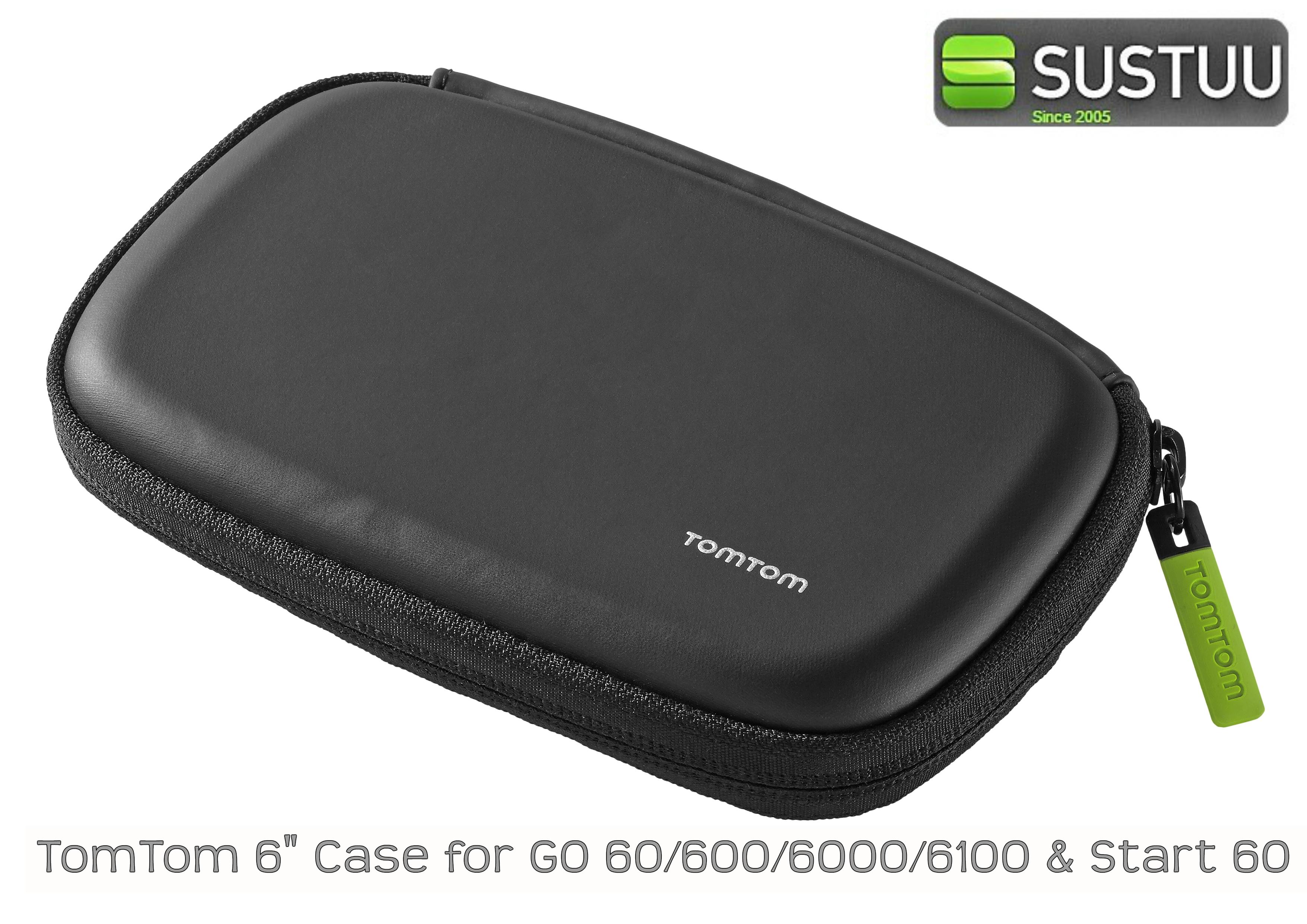 tomtom protective carry case 6 for go 60 600 6000 6100 start 60. Black Bedroom Furniture Sets. Home Design Ideas