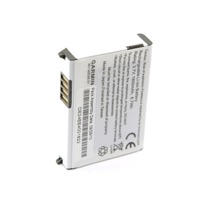 Garmin Lithium Ion Rechargeable Battery Pack Zumo 660 220 Nuvi 550 010-11143-00 Thumbnail 3