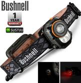 Bushnell Safety Hiking Rubicon LED Outdoor Headlamp 3AA - 173 Lumens - 10H150