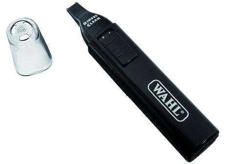 Wahl WET/DRY Battery Included Nasal Nose Ear Eyebrow Trimmer Groomer Clipper  Thumbnail 4