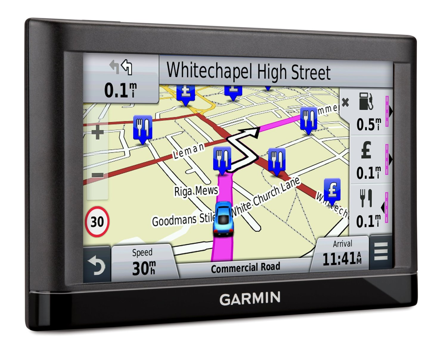 Gps With Europe Maps Preloaded