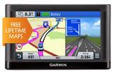 "Garmin Nuvi 65LM GPS SATNAV 6"" LCD LIFETIME UK & Western Europe Map Updates"
