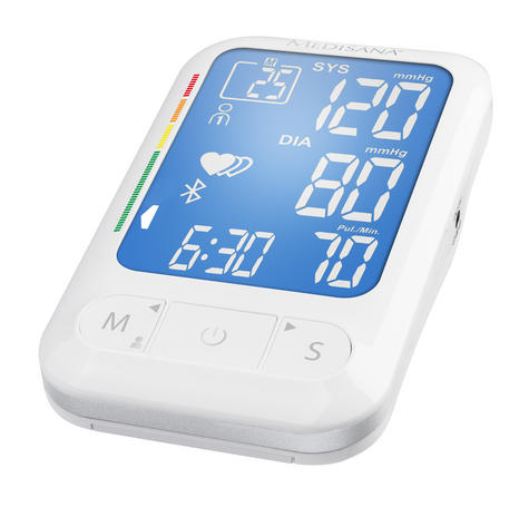 Medisana Accurate Upper Arm Blood Pressure LCD Monitor With Bluetooth BU550 Thumbnail 1
