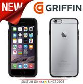 Griffin GB39040 New Reveal Case for IPhone 6 Ultra-Thin Hard-Shell  -Black/Clear