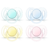 Philips Avent Baby Mini Orthodontic Dummy Pacifier Silicone Teat Soother 0-3m