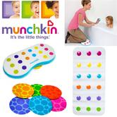 Munchkin Temperature Heat Sensitive 6 Grippy Dot Child Safety Non-Slip Bath Mat