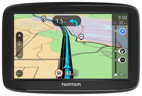 "Tomtom Start 52 5"" GPS SATNAV Free Lifetime UK & Western Europe Maps 1AA5.054.00 Thumbnail 3"