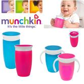 Munchkin Baby Miracle Non-Spill 360� Seal Proof Valve Toddler Trainer Cup +6-12m