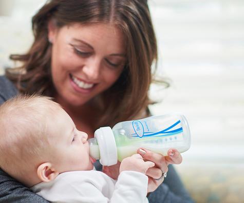 Dr Brown's New Improved Baby Options Milk Formula 270ml Feeding Bottle 4 Pack Thumbnail 4