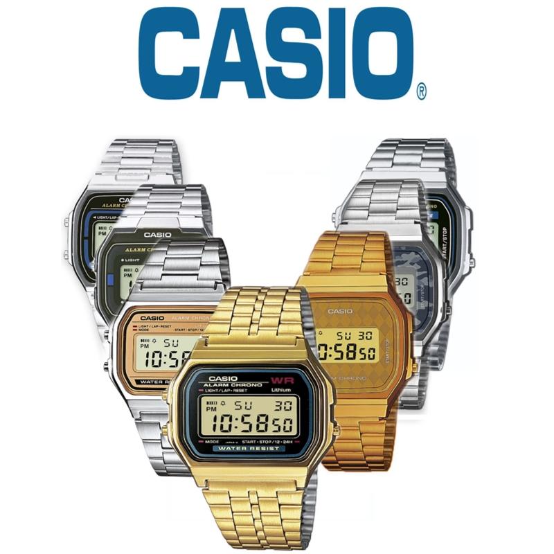 casio unisex classic digital vintage retro lcd wr