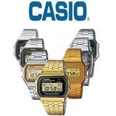 Casio Classic Digital Vintage RETRO LCD Unisex WR Bracelet Watch A163WA-1QES