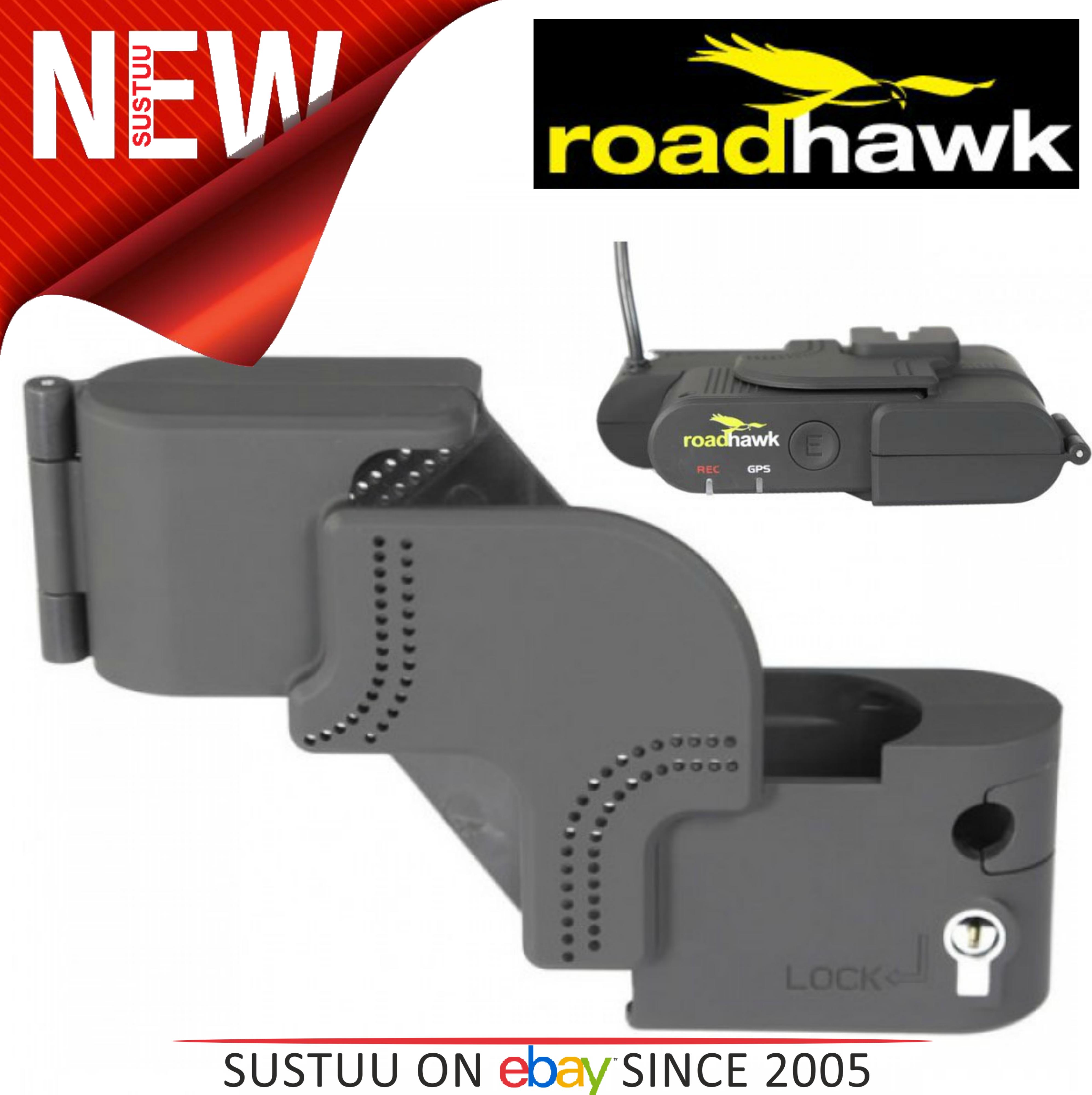 Roadhawk Locking Box For SD Card Power Cable Fit HD HD-2 CD-2 Dash Camera R20011