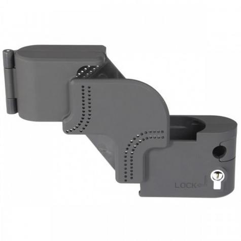 Roadhawk Locking Box For SD Card Power Cable Fit HD HD-2 CD-2 Dash Camera R20011 Thumbnail 2