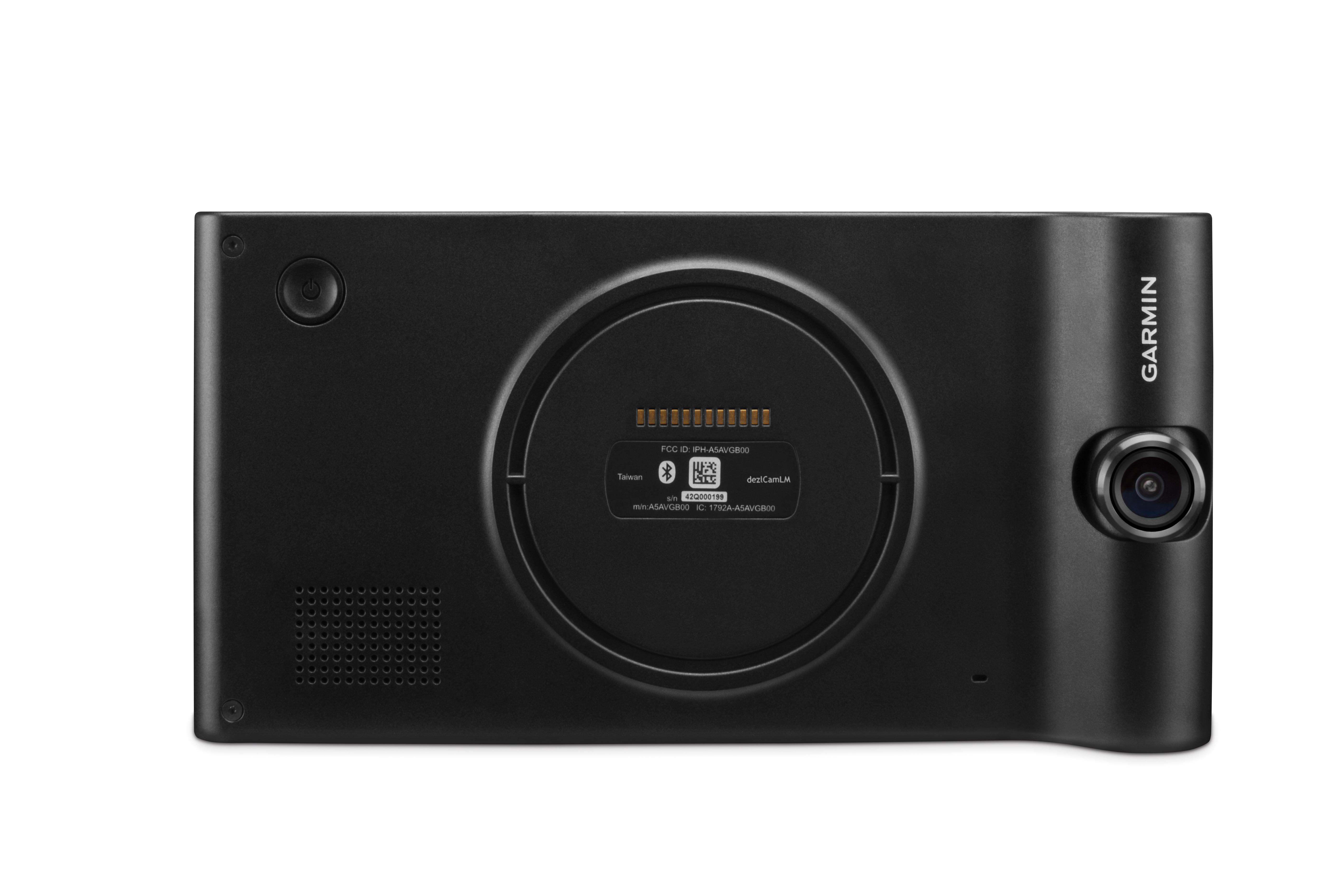 neu garmin dezlcam business gps navi integrierte dashcam. Black Bedroom Furniture Sets. Home Design Ideas