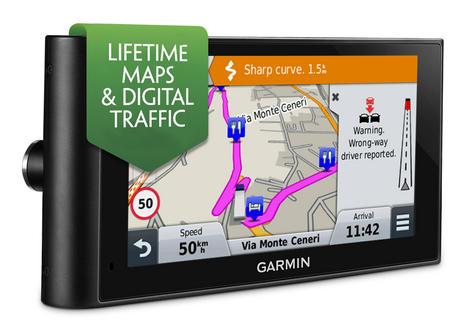 New Garmin DEZLCAM Business  GPS SatNav Integrated Dash Cam Fleet / Truck Thumbnail 2