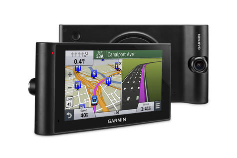 New Garmin DEZLCAM Business  GPS SatNav Integrated Dash Cam Fleet / Truck Thumbnail 5