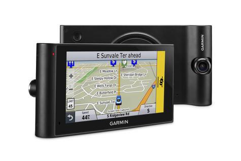 New Garmin DEZLCAM Business  GPS SatNav Integrated Dash Cam Fleet / Truck Thumbnail 7