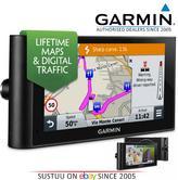 New Garmin DEZLCAM Business  GPS SatNav Integrated Dash Cam Fleet / Truck
