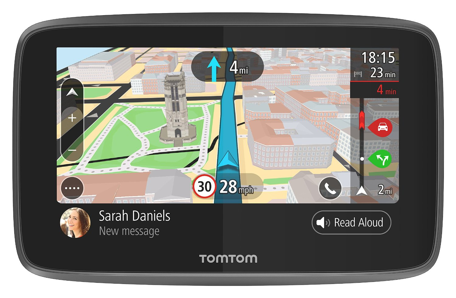 TomTom GO  SATNAV With WiFi Free Lifetime World Maps Amp - Tomtom gps usa map download free