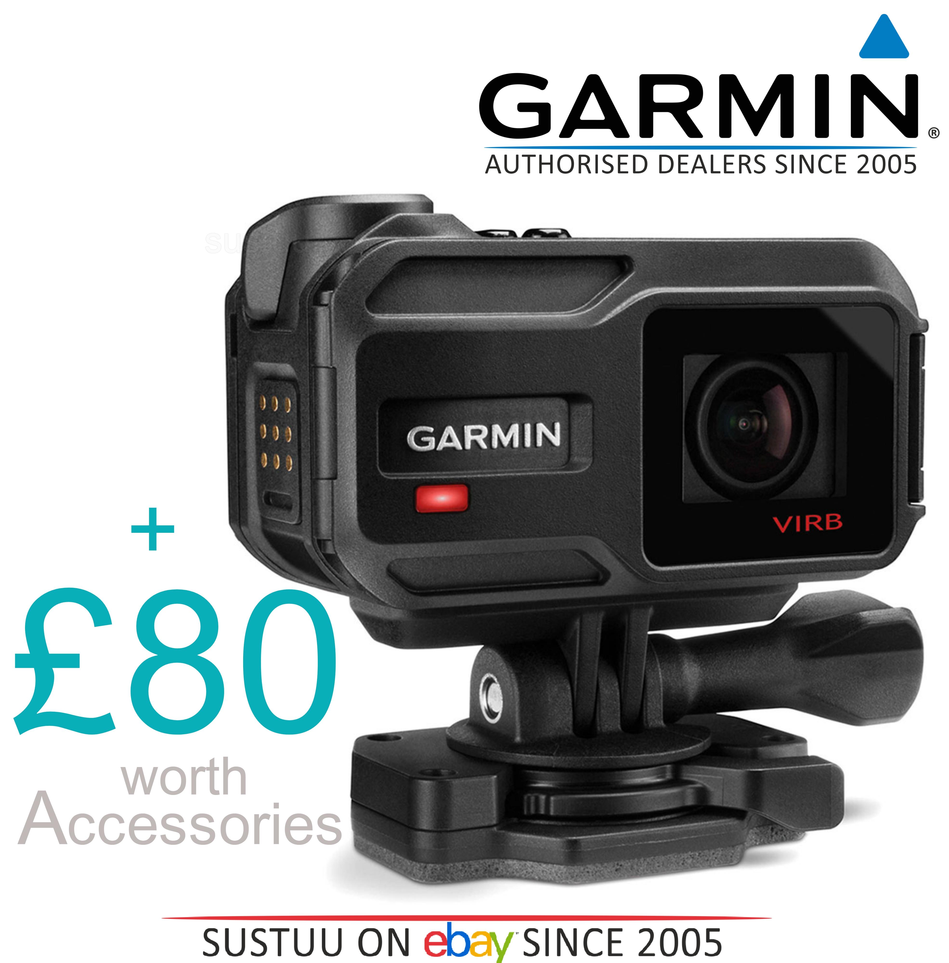 Garmin VIRB XE Full HD 1080P GPS ANT Outdoor Sports Waterproof Action Camera