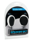 Cardo 40mm Replacement Speaker Set for Scala Rider Qz Q1 Q3 G9x Packtalk Audio