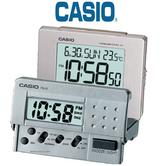 Casio Beside Alarm Snooze Automatic Calendar Thermometer Digital Display Clock