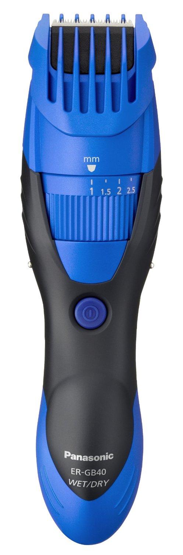NEW Panasonic Wet & Dry Hair Beard Stubble Cordless RechargeableTrimmer Clipper