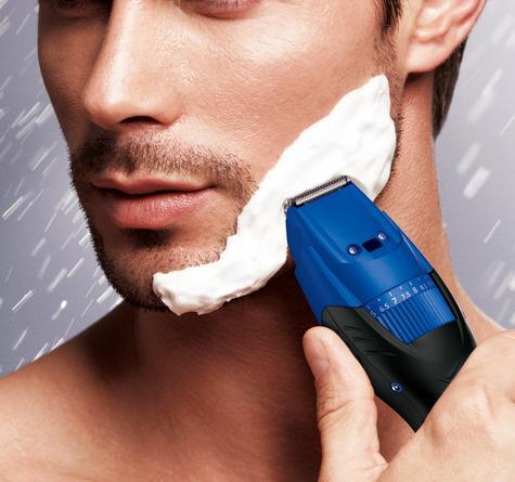NEW Panasonic Wet & Dry Hair Beard Stubble Cordless RechargeableTrimmer Clipper Thumbnail 3