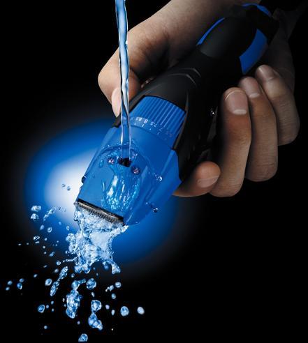 NEW Panasonic Wet & Dry Hair Beard Stubble Cordless RechargeableTrimmer Clipper Thumbnail 5