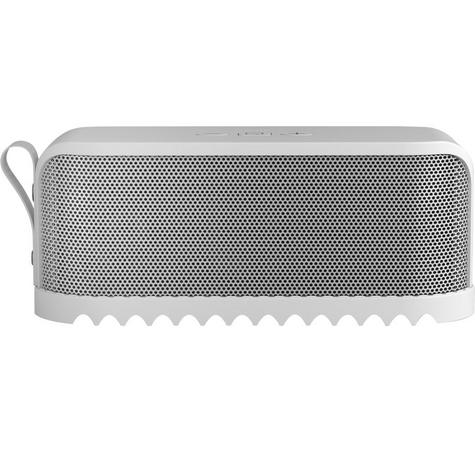 Jabra Solemate Wireless Bluetooth Stereo Portable Speaker White Dolby Digital + Thumbnail 3