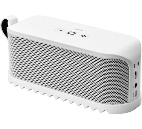 Jabra Solemate Wireless Bluetooth Stereo Portable Speaker White Dolby Digital + Thumbnail 6