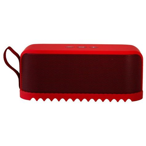 Jabra Solemate Wireless Bluetooth Stereo Portable Speaker Red Dolby Digital + Thumbnail 2