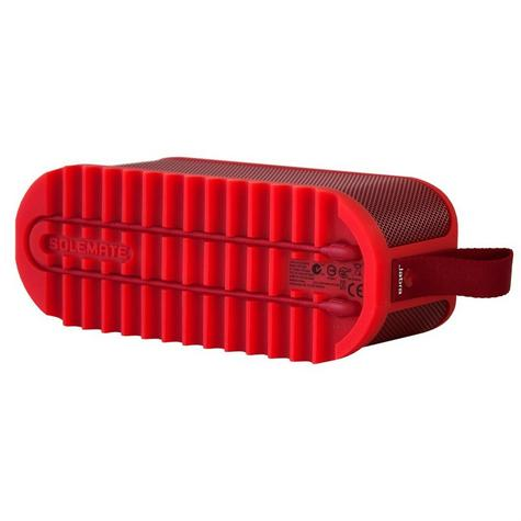 Jabra Solemate Wireless Bluetooth Stereo Portable Speaker Red Dolby Digital + Thumbnail 5