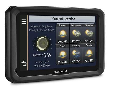 "Garmin DEZL 770 D 7"" Business Edition Truck HGV GPS SATNAV 3 Yeras Warranty NEW Thumbnail 4"