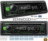 Kenwood KDC 110UG 1 DIN Car Stereo Radio/CD/MP3/WMA Front USB/Auxillary Input