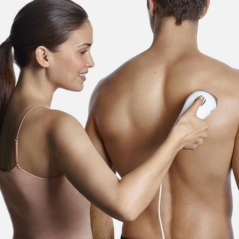 Braun Silk-Expert IPL Hair Removal System & Sonic Body Exfoliator Body & Face Thumbnail 5