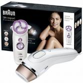 Braun Silk-Expert IPL Hair Removal System & Sonic Body Exfoliator Body & Face