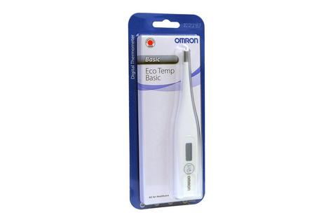 Omron Eco Temp Basic Kids/Adults Digital Thermometer for Armpit Oral Rectal Thumbnail 3