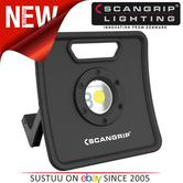 Scangrip NOVA 3K 3000 Lumen COB LED Universal All Rround In-Outdoor Work Light